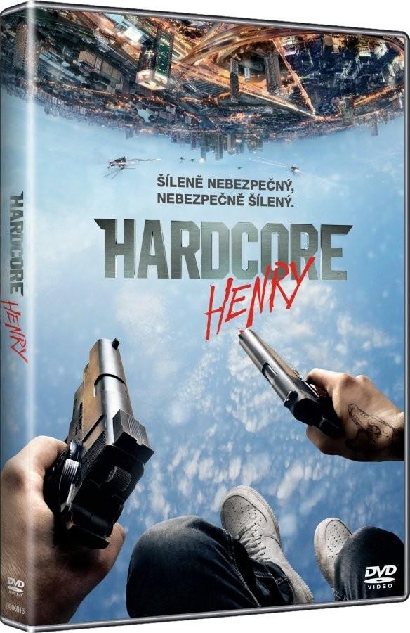 Hardcore Henry - DVD