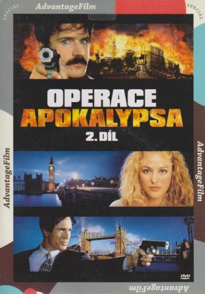 Operace Apokalypsa 2. - DVD