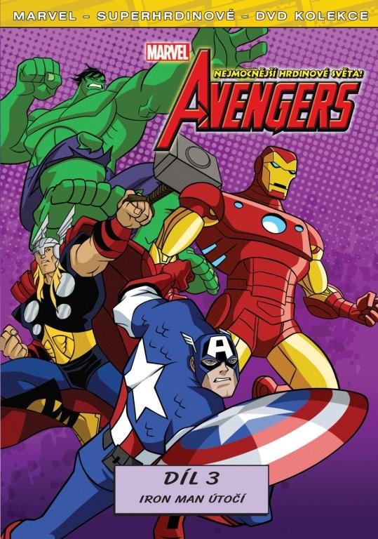 The Avengers: Nejmocnější hrdinové světa 3