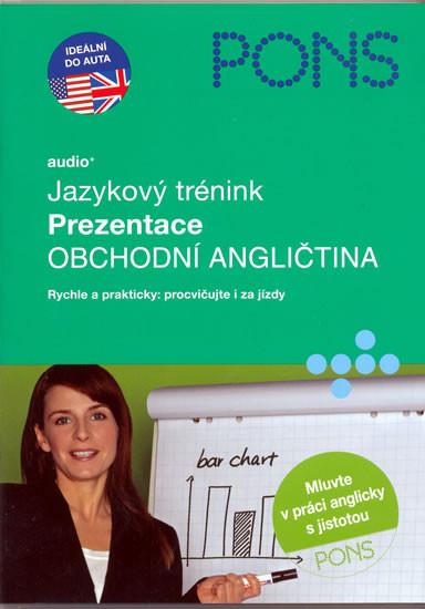 Audio + Jazykový trénink Prezentace obchodní angličtina cd-rom