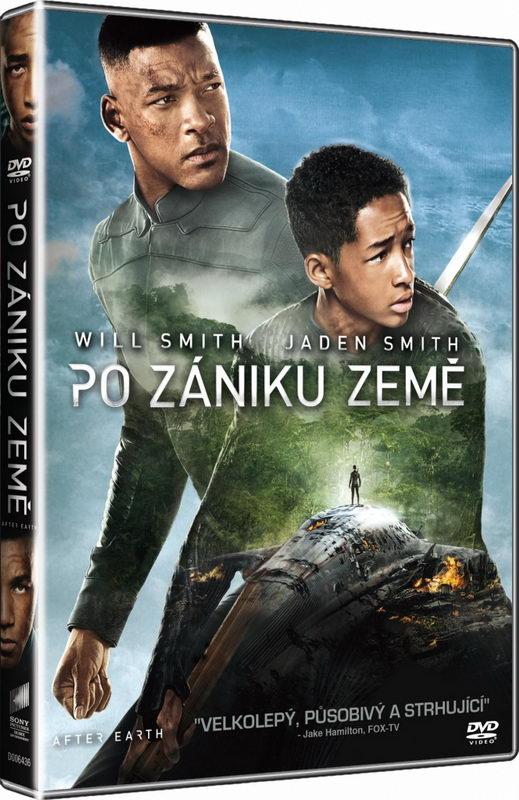 Po zániku Země - DVD