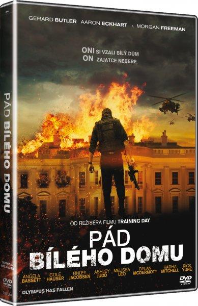 Pád Bílého Domu - DVD