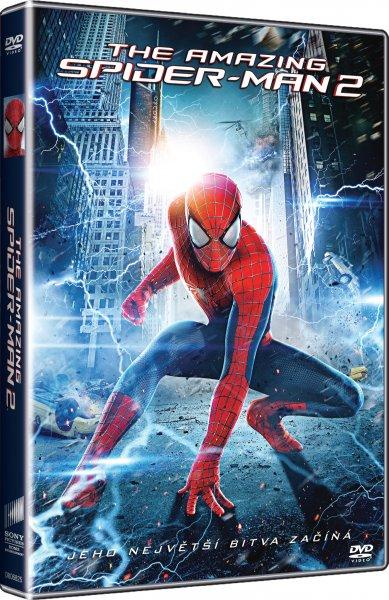Amazing Spider-Man 2 DVD