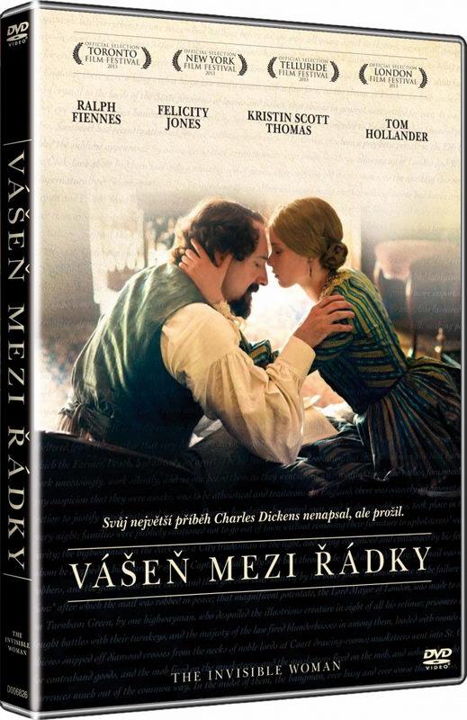 Vášeň mezi řádky ( plast ) - DVD