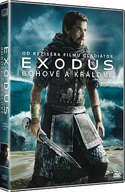EXODUS Bohové a králové - DVD plast