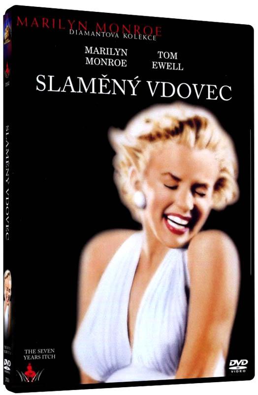 Slaměný vdovec - DVD