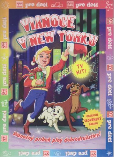 Vánoce v New Yorku - DVD
