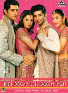 Koi Mere Dil Mein Hai - DVD