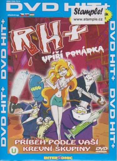 RH+ Upíří pohádka - DVD