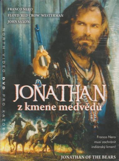 Jonathan z kmene medvědů - DVD