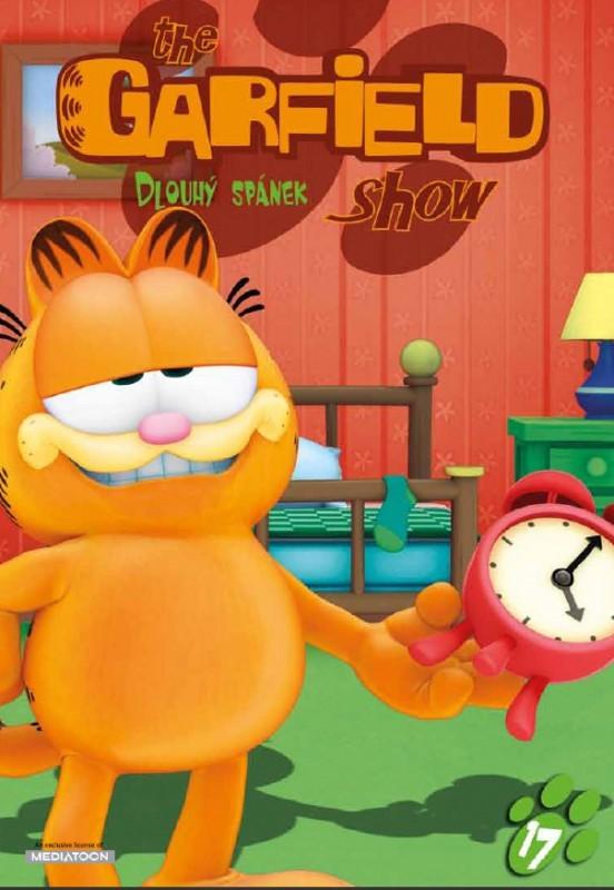 The Garfield show 17 - Dlouhý spánek - DVD