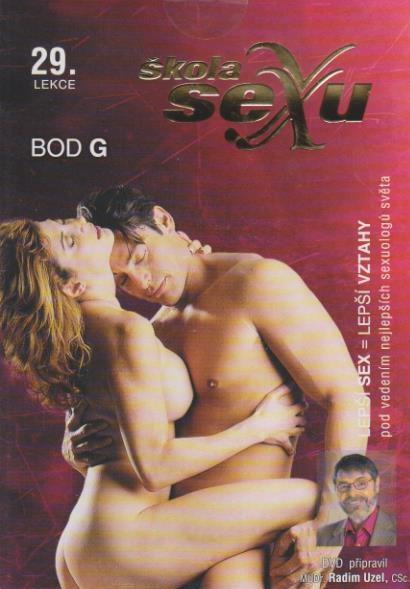 Škola sexu 29 - Bod G - DVD