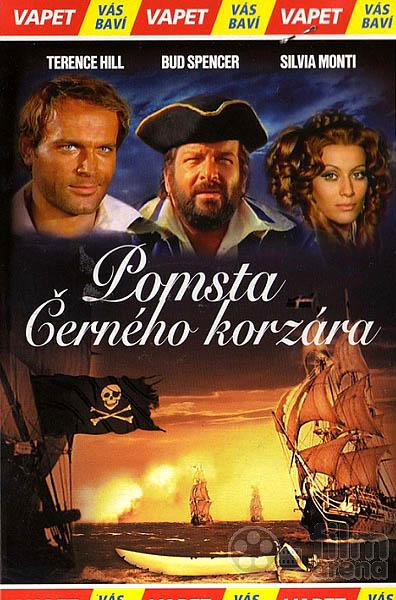 Pomsta Černého korzára - DVD