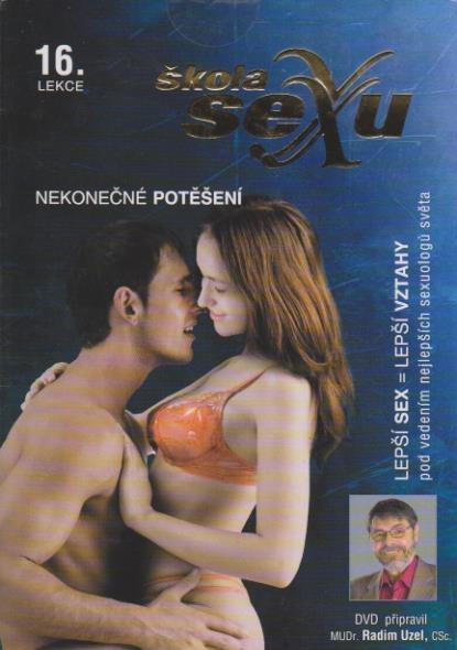 Škola sexu 16 - Nekonečné potěšení - DVD