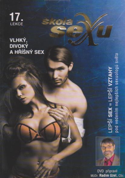 Škola sexu 17 - Vlhký,divoký a hříšný sex - DVD