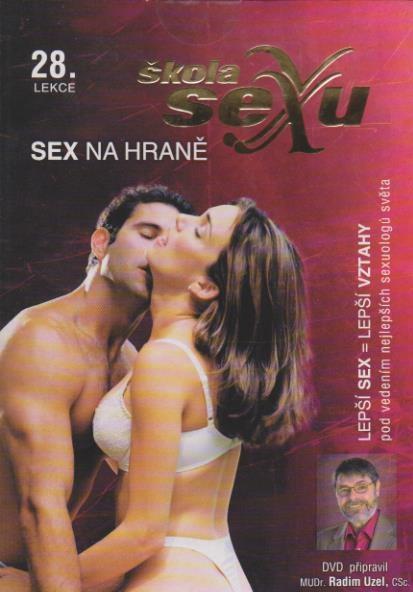 Škola sexu 28 - Sex na hraně - DVD
