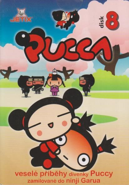 Pucca 8 - DVD