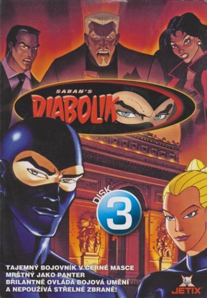 Diabolik 03 - DVD