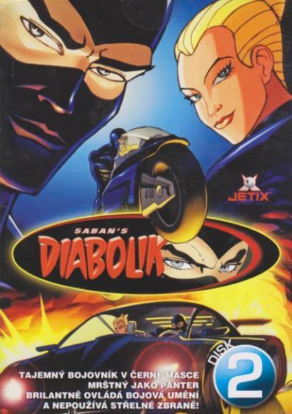 Diabolik 02 - DVD
