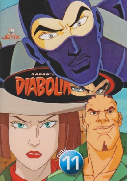 Diabolik 11 - DVD
