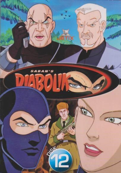 Diabolik 12 - DVD