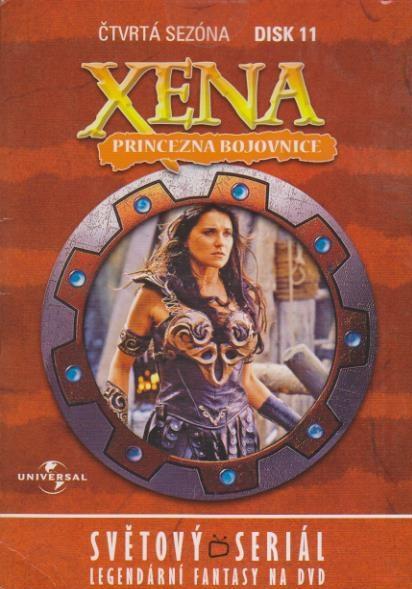 Xena disk 11 - 4. sezóna - DVD