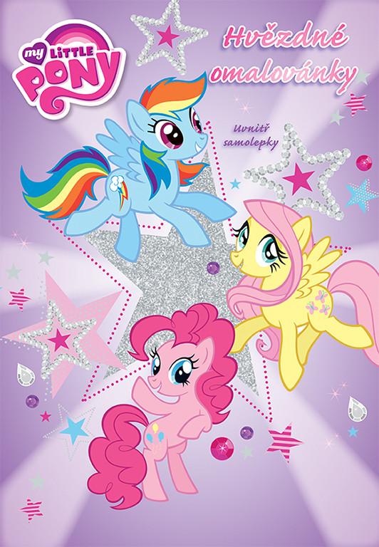 My Little Ponny - Hvězdné omalovánky