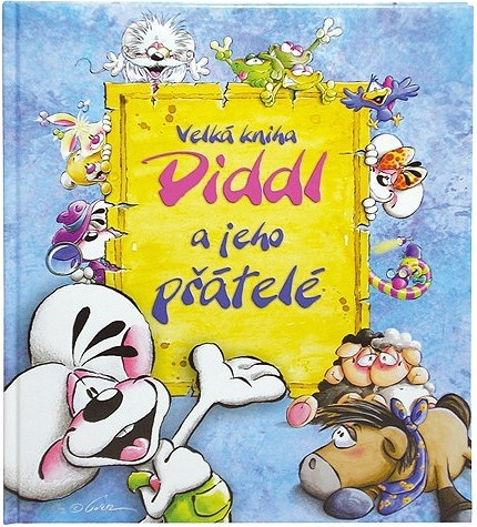 Velká kniha Diddl a jeho přátelé