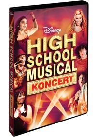 High School Musical: Koncert - DVD