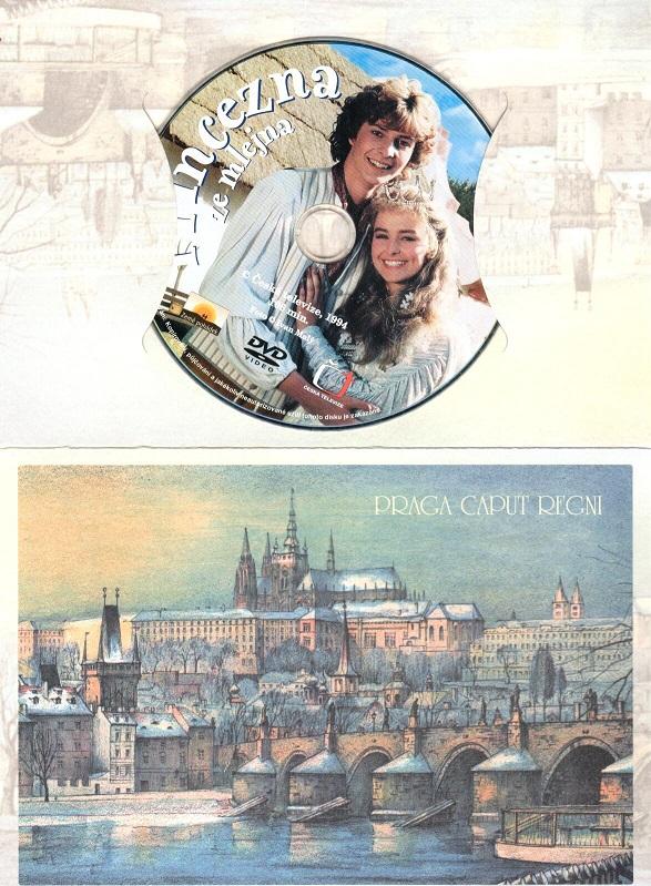 Princezna ze mlejna 1( dárkový obal) DVD