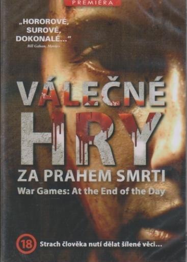 Válečné hry: Za prahem smrti -  DVD