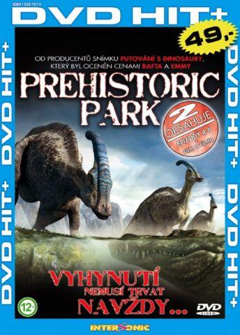 Prehistoric park 2 - DVD