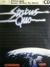 CD - Status Quo: Rockin´ All Over The World
