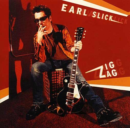 CD - Earl Slick: Zig Zag