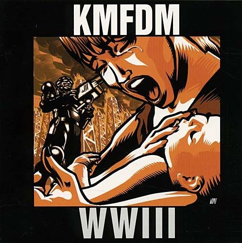 CD - KMFDM: WWIII