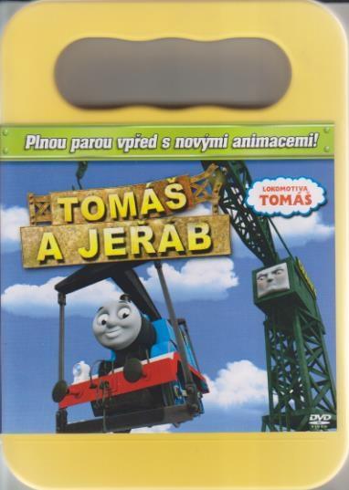 Lokomotiva Tomáš: Tomáš a jeřáb