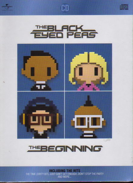 CD - The Black Eyed Peas: The Beginning