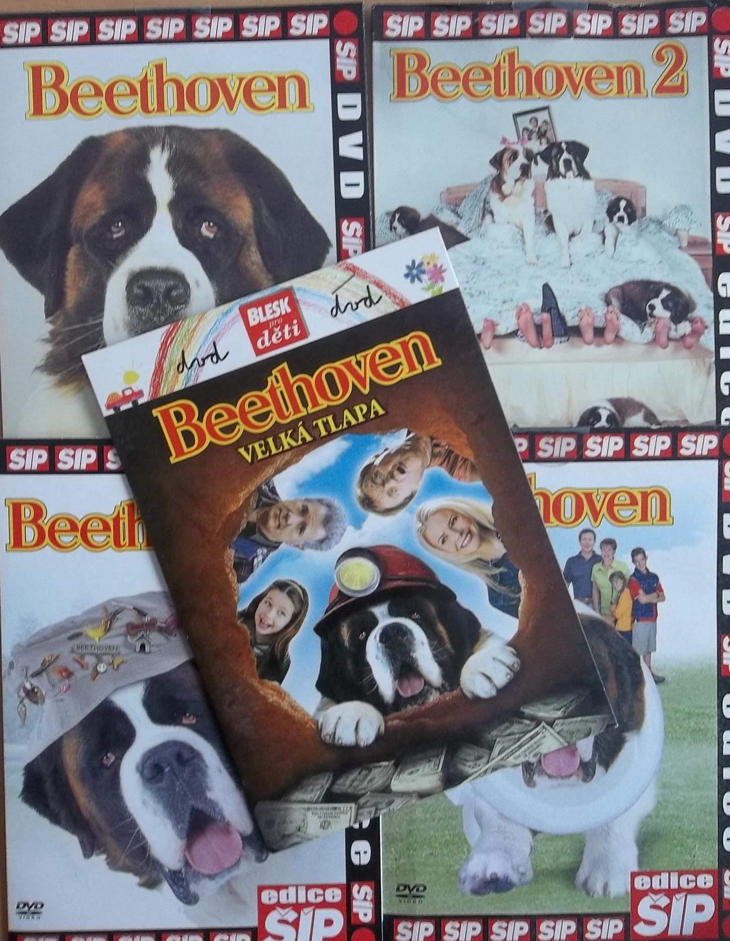 Kolekce Beethoven 5DVD