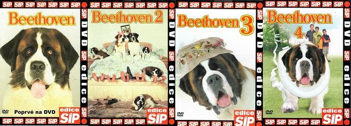 Kolekce Beethoven 4 DVD