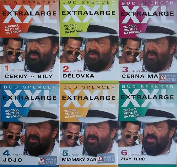 Kolekce Extralarge XXL 6DVD