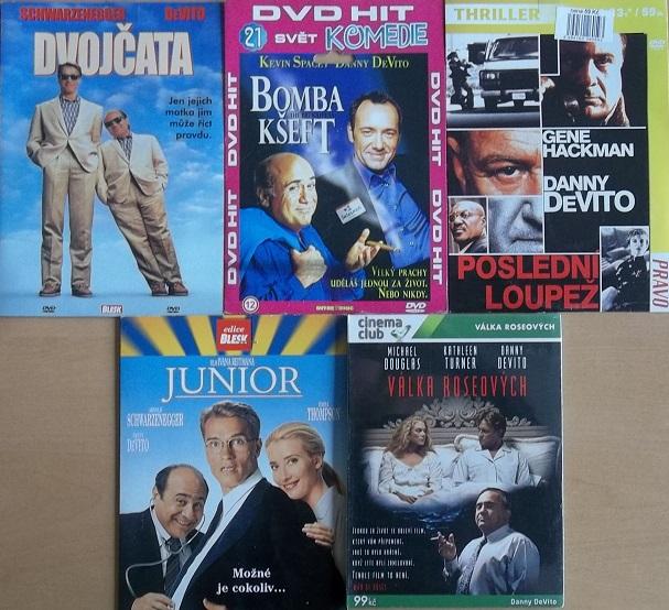 Kolekce Danny DeVito 5DVD