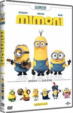Mimoni DVD
