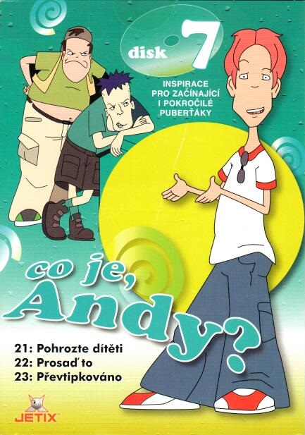 Co je, Andy? 7 - DVD