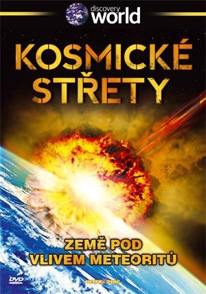 Kosmické střety ( pošetka ) DVD
