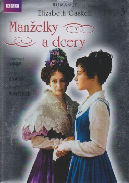Manželky a dcery 3 - DVD