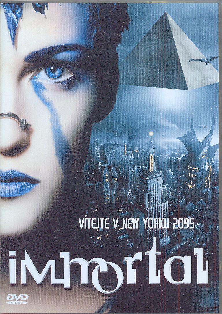 Immortal DVD-plast