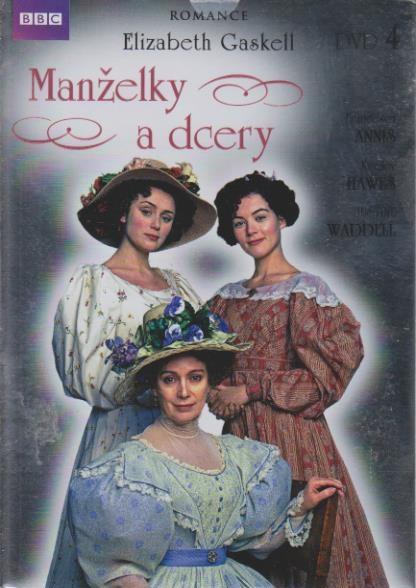 Manželky a dcery 4 - DVD