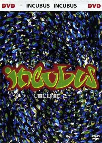 DVD - Incubus: Volume 2
