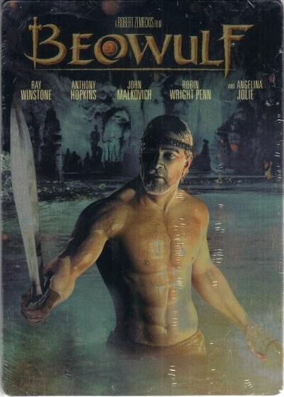Beowulf 2DVD STEEL BOOK