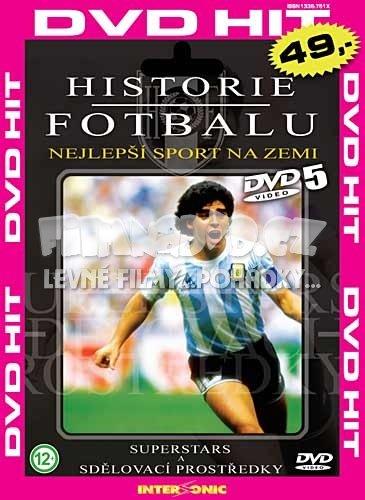 Historie fotbalu 5 - DVD